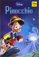 Pinocchio wonderful world of reading hachette