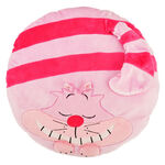 Puffy Cheshire Cat cushion