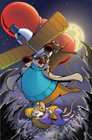 Rescue Rangers 2010 Comic Issue 6B textless