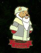 Russia Pin