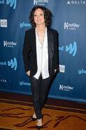 Sara Gilbert 24th GLAAD Media Awards