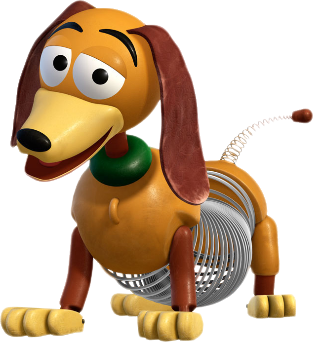 slinky dog from toy story