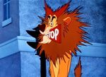 Social lion 7large