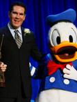 Tony Anselmo with Donald Duck