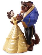 WDCC Beauty-and-the-Beast-Belle-and-Beast-Dancing