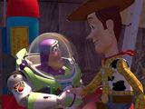 Buzz Lightyear/Relationships
