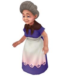 Abuela de Kairi