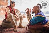 Aladdin 2019 promotional still 1