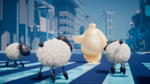 Baymax Dreams of Evil Sheep 3
