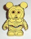C3PO Mickey Pin