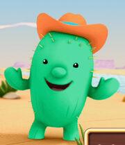 Cactus Toby