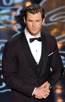Chris Hemsworth 86th Oscars
