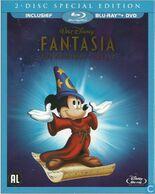 Fantasia 2012 Dutch Blu Ray