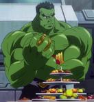 Hulk DiskWarsAvengers