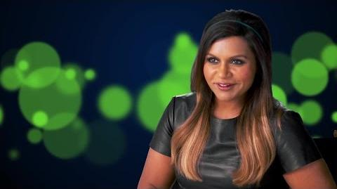 Inside Out - Behind the Scenes Interview with Mindy Kaling