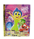 Inside Out Little Golden Book