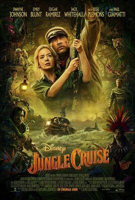 Jungle Cruise - Pôster Nacional