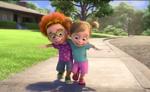 Little Meg and Riley