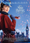 Mary Poppins Returns French poster