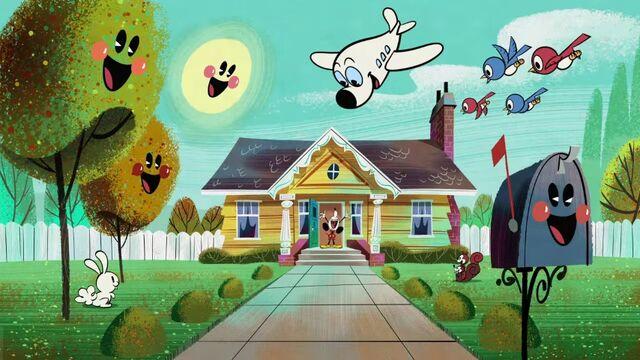 File:Mickey's house in the Paul Rudish shorts.jpg