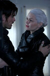 Once Upon a Time - 5x08 - Birth - Released Image - Hook and Dawk Swan 3