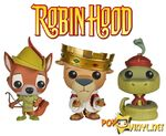 Robin Hood funko