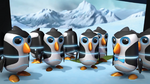 Robo-Penguins