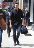 Seth MacFarlane NYC stroll