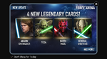 Star Wars Force Arena Prequel Update
