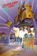 Starliner Diner Poster