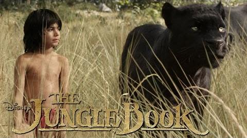 THE JUNGLE BOOK - Erster Offizieller Trailer (German deutsch) - 2016 im Kino - Disney HD