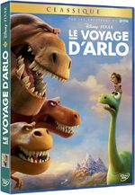 The Good Dinosaur DVD France
