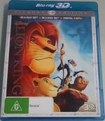 The Lion King 2011 AUS B