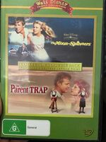 The Moon Spinners + The Parent Trap 2006 AUS DVD