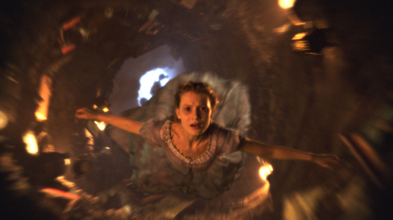 Image result for alice in wonderland falling