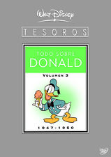 Treasures The Chronological Donald V3 Spain DVD