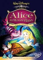 Alice in Wonderland SE 2005 UK DVD