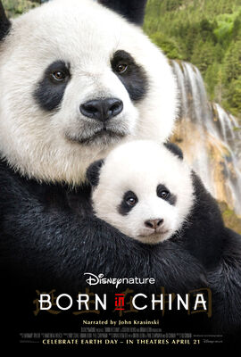 Born in China Teaser Poster
