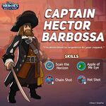 Captain Barbossa DHBM Promo