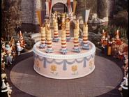 DL 10th anniversary cake