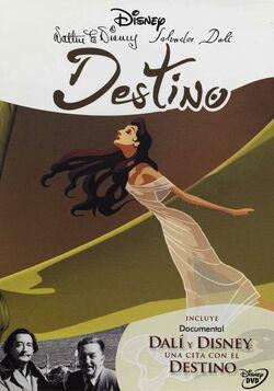 Destino DVD Cover