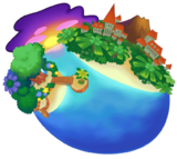 Destiny Islands KHII