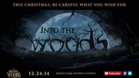Disney's Into The Woods Teaser Trailer