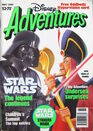 Disney Adventures Magazine australian cover May 1997 Star Wars