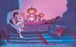 Disney Princess Jasmine's Story Illustration 2