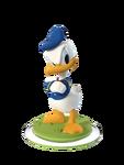 Donald DI2 Figurine Transparent