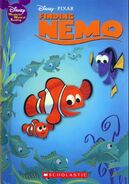 Finding nemo disney wonderful world of reading 2