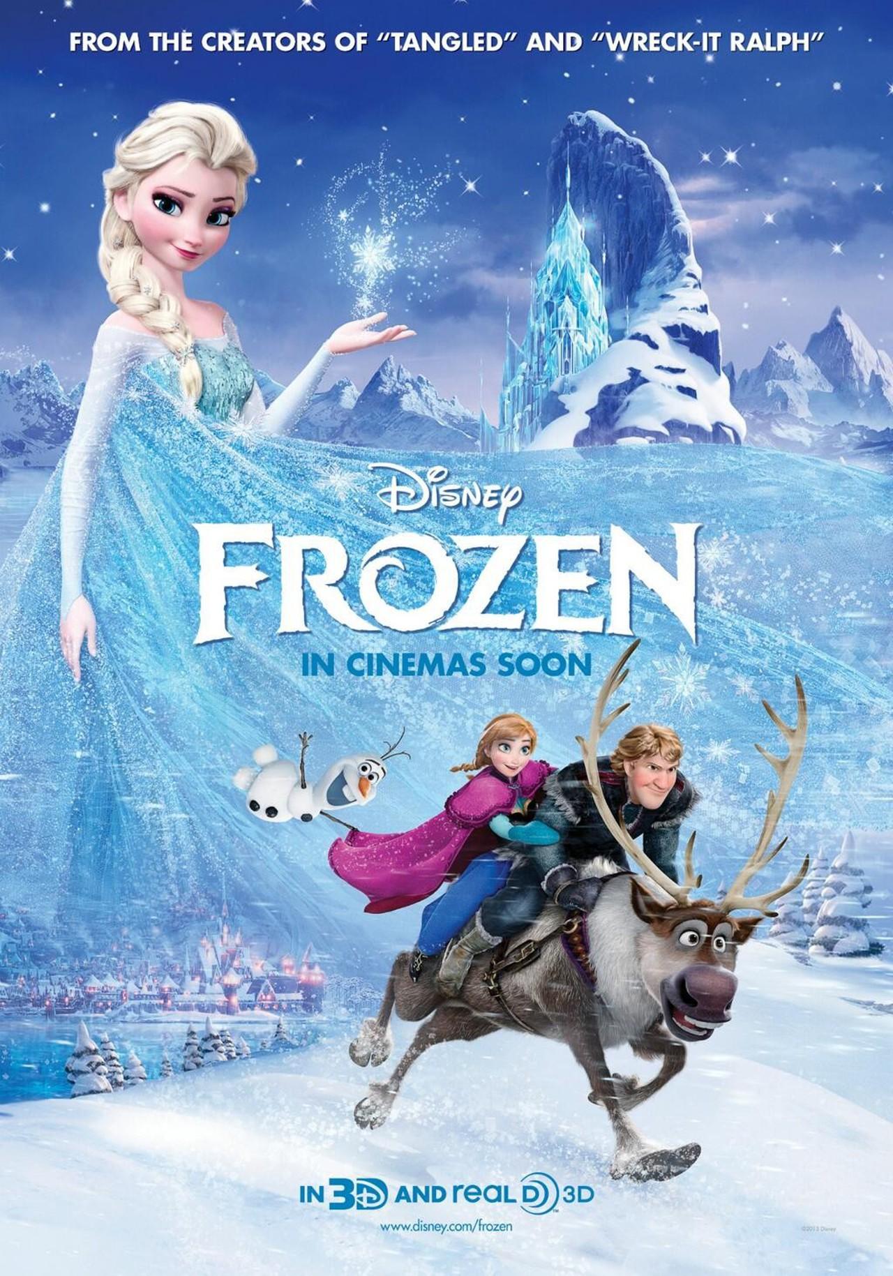 Frozen   Disney Wikia   FANDOM powered by Wikia