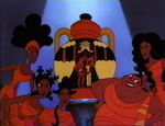 Hercules The Animated Series muses