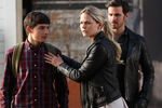 Once Upon a Time - 6x03 - The Other Shoe - Photography - Henry and Emma